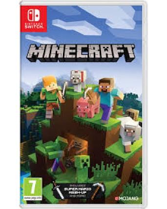 Minecraft Nintendo Switch NAUJAS