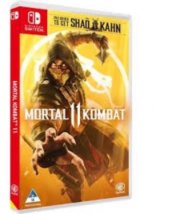 Mortal Kombat 11 Nintendo Switch NAUJAS