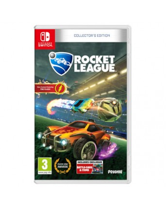 Rocket League Nintendo Switch NAUDOTAS