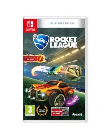 Rocket League Nintendo Switch NAUDOTAS