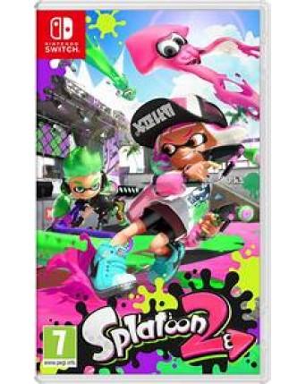 Splatoon 2 Nintendo Switch NAUDOTAS