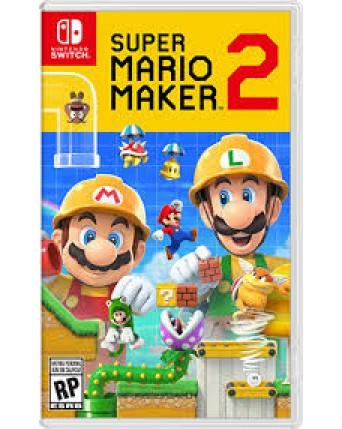 Super Mario Maker 2 Nintendo Switch NAUJAS