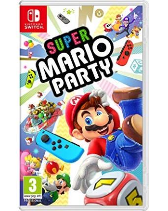 Super Mario Party Nintendo Switch NAUDOTAS