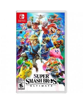 Super Smash Bros Ultimate Nintendo Switch NAUDOTAS