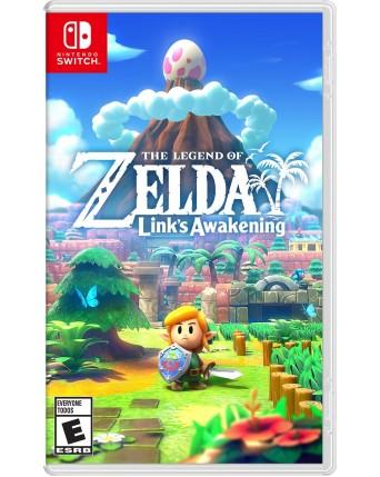 the legend of zelda link's awakening Nintendo switch naujas