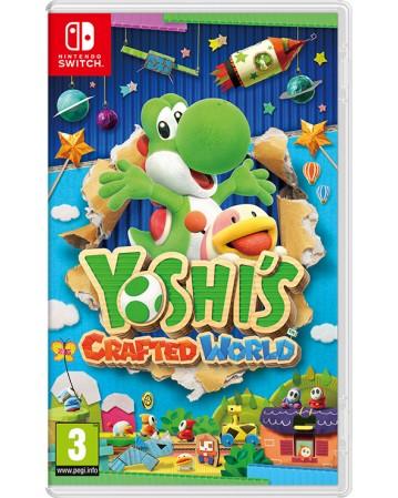 Yoshis Crafted World Nintendo Switch NAUJAS