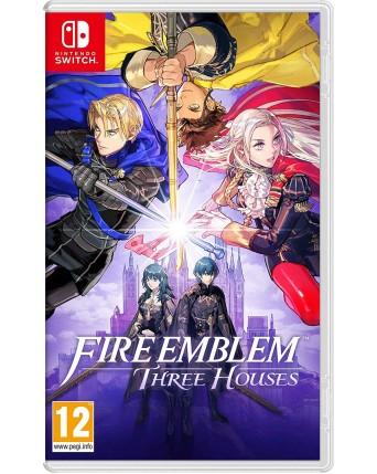 fire emblem three houses nintendo switch NAUJAS