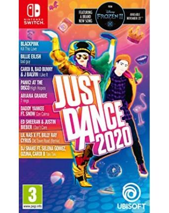 Just Dance 2020 Nintendo Switch NAUDOTAS
