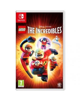 Lego The Incredibles Nintendo Switch Naudotas