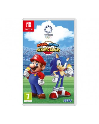 mario and sonic at the olympic games nintendo switch NAUDOTAS