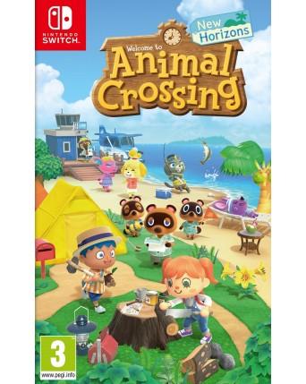 animal crossing new horizons nintendo switch NAUJAS