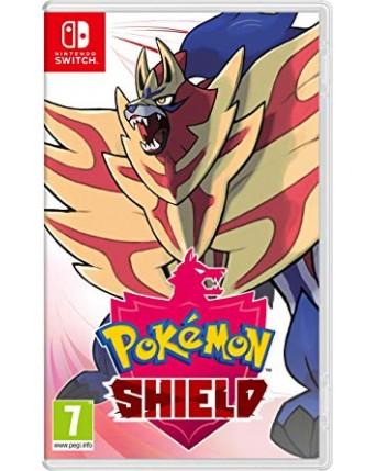 Pokemon shield nintendo switch NAUJAS