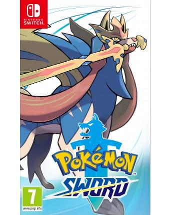 Pokemon Sword Nintendo Switch NAUDOTAS