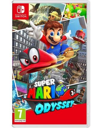 Super Mario Odyssey NAUJAS