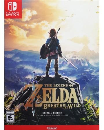 The Legend Of Zelda Breath Of The Wild NAUJAS