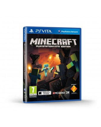 Minecraft  ps vita NAUDOTAS
