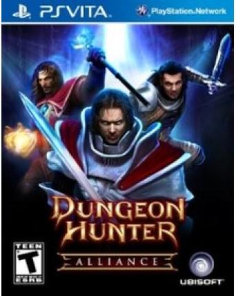 Dungeon Hunter Aliance Ps Vita NAUDOTAS