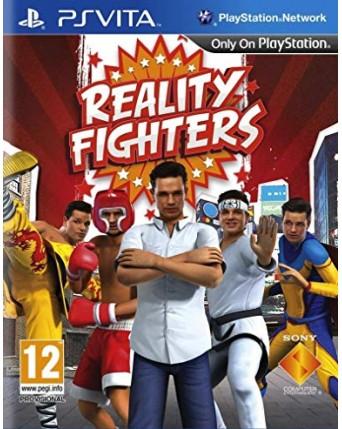 reality fighters ps vita NAUDOTAS