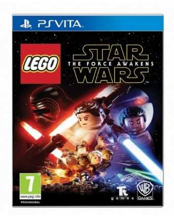 lego star wars the force awakens ps vita NAUDOTAS