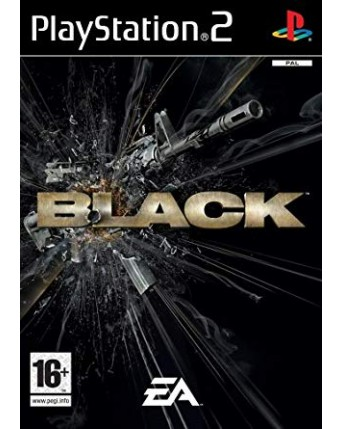 Black Ps2 NAUDOTAS