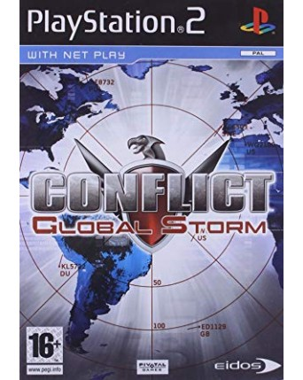 Conflict Global Storm Ps2 NAUDOTAS