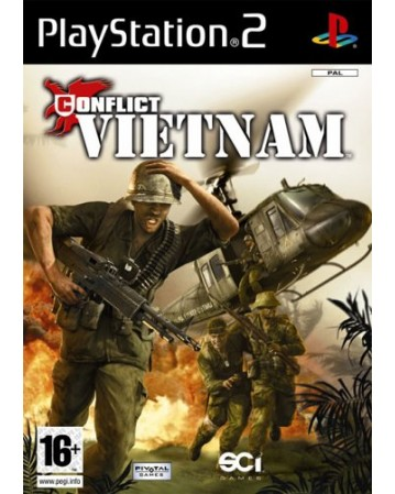 Conflict Vietnam Ps2 NAUDOTAS
