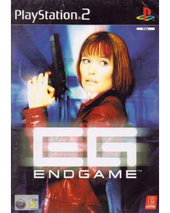 End Game Ps2 NAUDOTAS