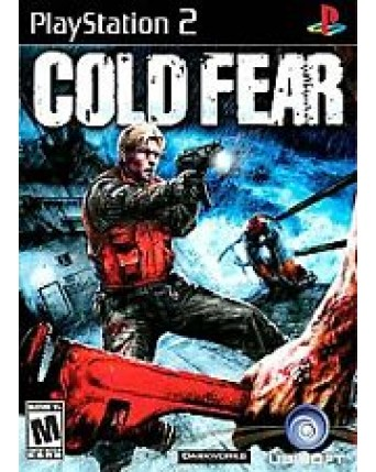 Cold Fear Ps2 NAUDOTAS