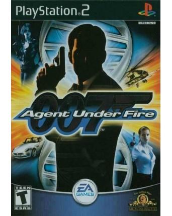 James Bond 007 In Agent Under Fire Ps2 NAUDOTAS