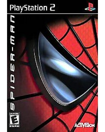 Spider-Man Ps2 NAUDOTAS