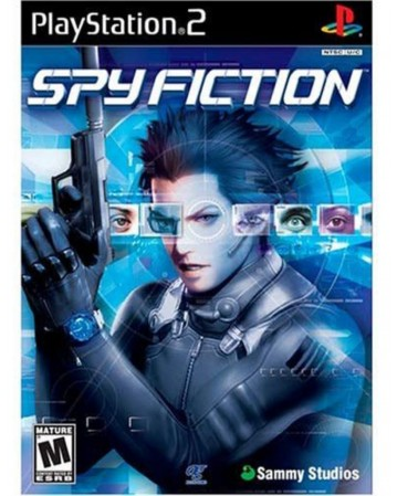 Spy Fiction Ps2 NAUDOTAS