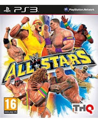All Stars Ps3 NAUDOTAS