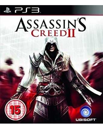 Assassins Creed II Ps3 NAUDOTAS