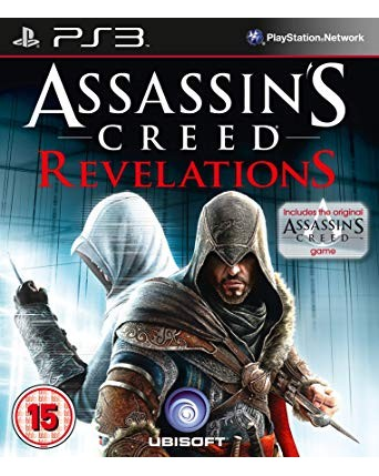 Assassins Creed Revelations Ps3 NAUDOTAS