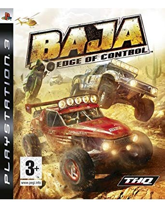 Baja Edge Of Control Ps3 NAUDOTAS