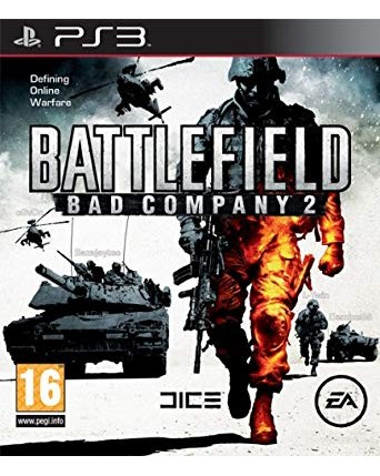 Battlefield Bad Company 2 Ps3 NAUDOTAS