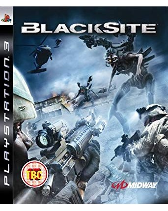 Black Site Ps3 NAUDOTAS