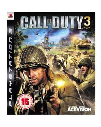 Call Of Duty 3 Ps3 NAUDOTAS