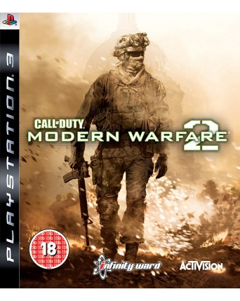Call Of Duty Modern Warfare 2 Ps3 NAUDOTAS