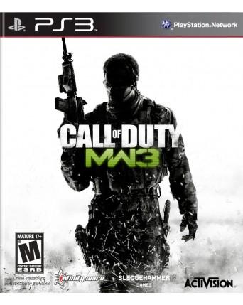 Call Of Duty Modern Warfare 3 Ps3 NAUDOTAS