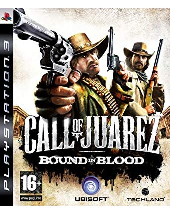 Call Of Juarez Bound In Blood Ps3 NAUDOTAS