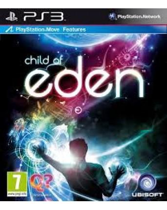 Child Of Eden Ps3 NAUDOTAS