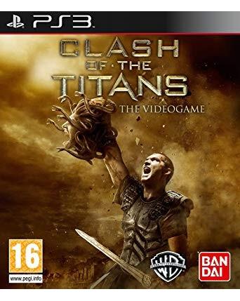 Clash Of The Titans Ps3 NAUDOTAS