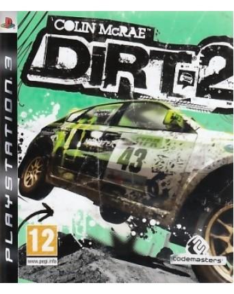 Colin Mcrae Dirt 2 Ps3 NAUDOTAS