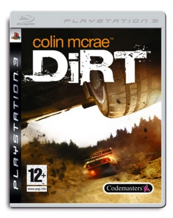 Colin Mcrae Dirt Ps3 NAUDOTAS