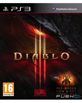 Diablo III Ps3 NAUDOTAS