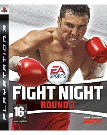 Fight Night Round 3 Ps3 NAUDOTAS