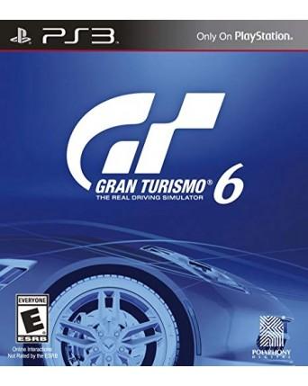 Gran Turismo 6 Ps3 NAUDOTAS