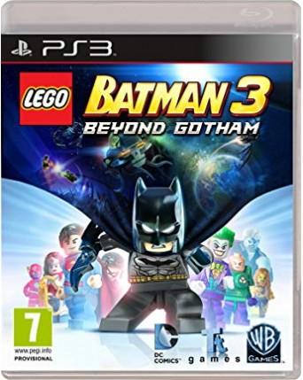 Lego Batman 3 Beyound Gotham Ps3 NAUDOTAS