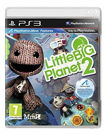 Little Big Planet 2 Ps3 NAUDOTAS